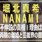 堀北真希 NANAMI